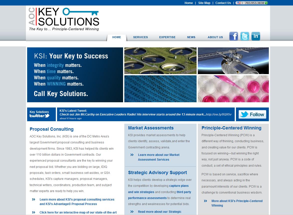 AOC-KSI Homepage