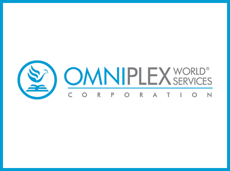 OMNIPLEX World Services Logo