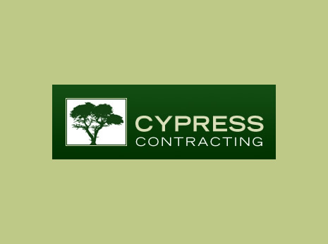 Cypress Contracting Logo