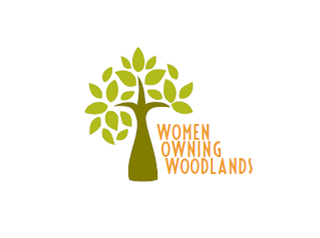Women Owning Woodlands logo