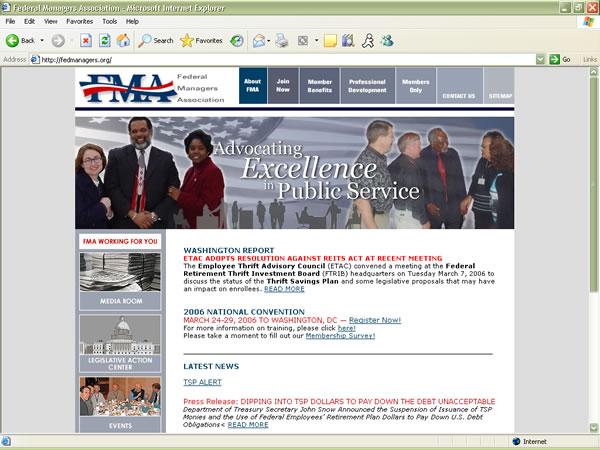 FMA Homepage