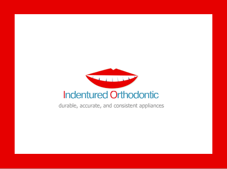 Indentured Orthodontics Lab logo