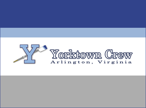 Yorktown Crew Boosters logo