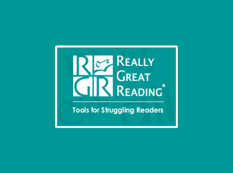 Really Great Reading Logo